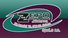logo Zepo Jihlava