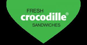 logo crocodille fresh sandwiches